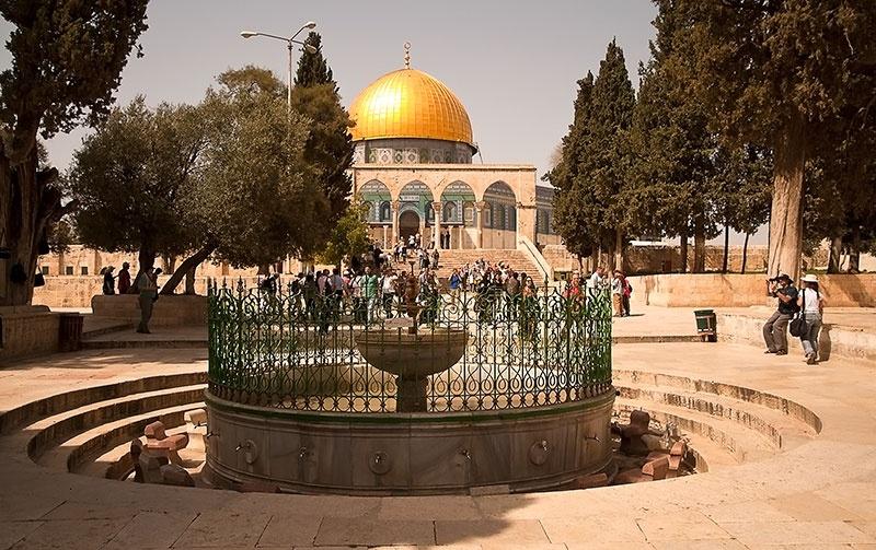 Иерусалим. Храмовая Гора.