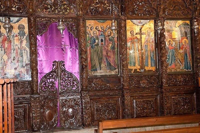 Греческая православная церковь Святого Архангела Гавриила в Назарете
