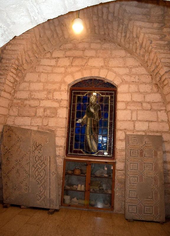 Кана Галилейская. Францисканская церковь Венчания