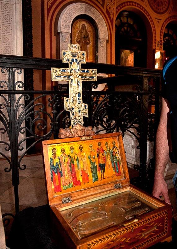 Церковь Святой Марии Магдалины в Гефсимании