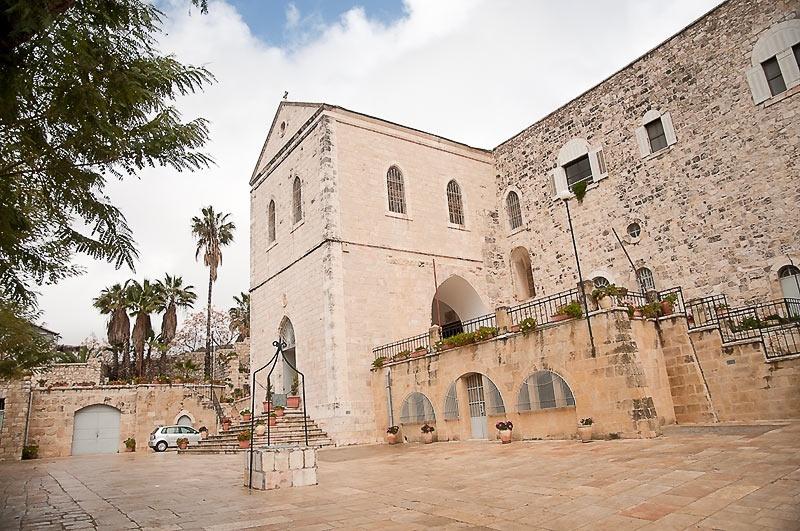 Церковь Святого Иоанна Крестителя.