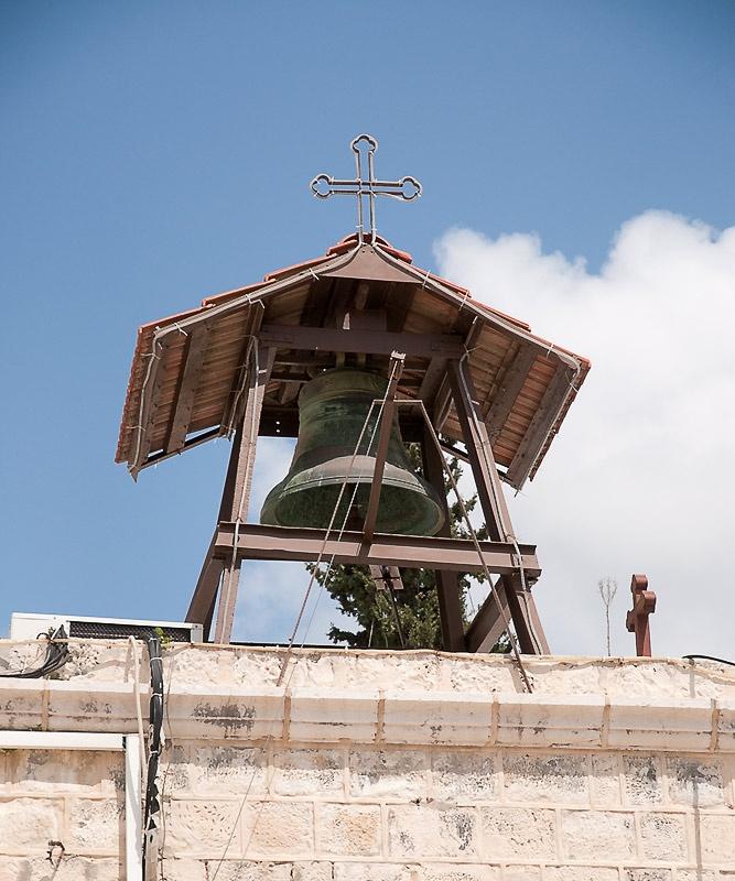 Греческая православная церковь Святого Архангела Гавриила в Назарете.