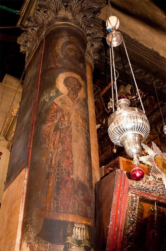 Храм Рождества Господня в Вифлееме