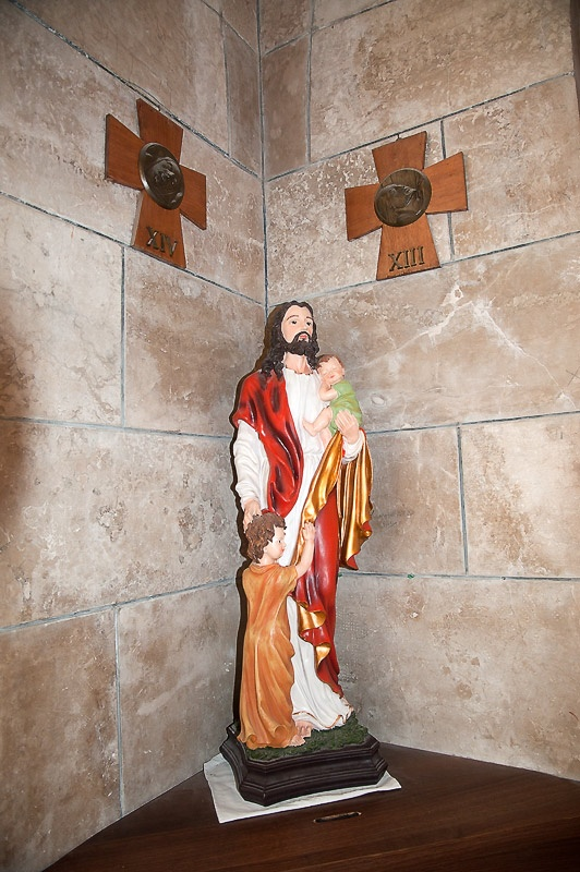 Доминус Флевит, Церковь Слёз Господних или Церковь Скорбящего Господа.