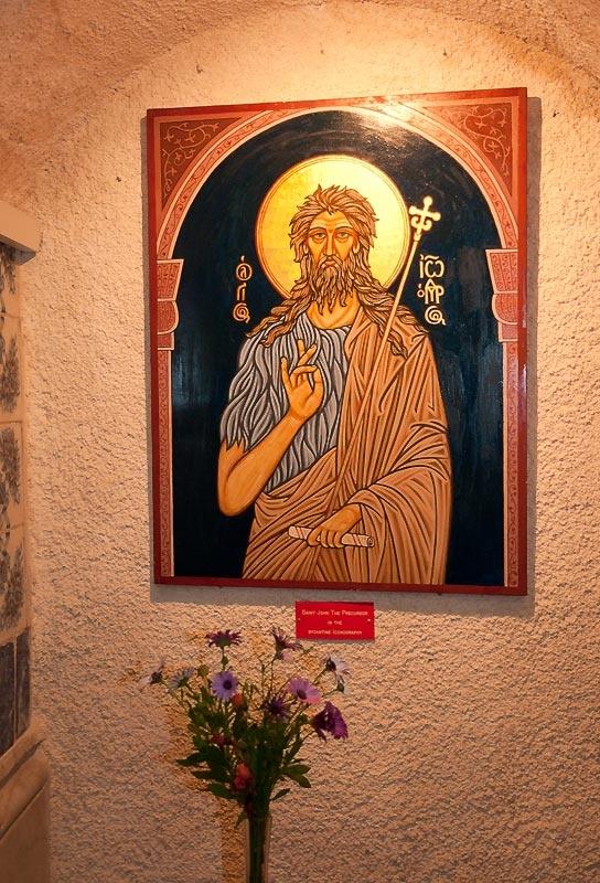Церковь Святого Иоанна Крестителя