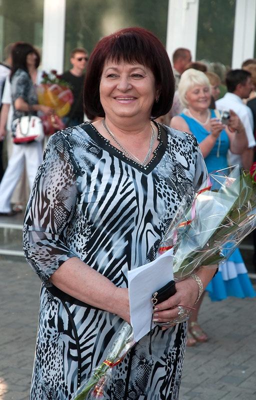 Заведующая Красноармейским городским отделом образования Татьяна Михайловна Онипко.