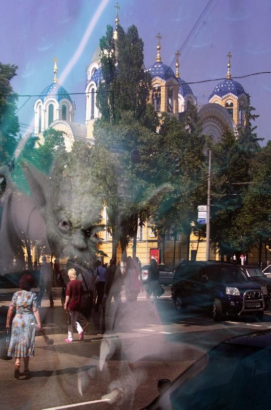 Земные войны. Киев, 2005 год. Сергей Томас.