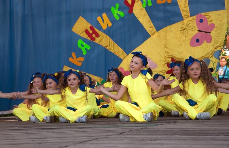 Праздничный концерт ко Дню защиты детей. Красноармейск