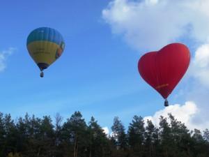 фестиваль воздушных шаров в Севастополе