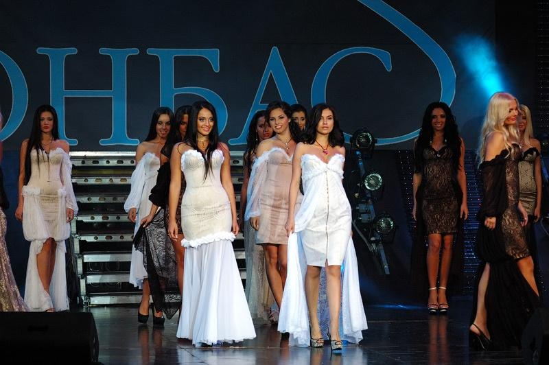 Мисс Донбасс Open 2011