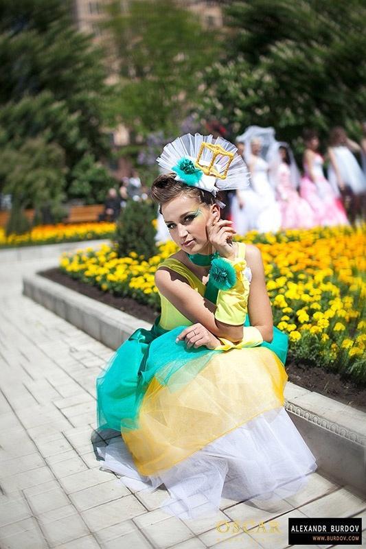 Парад Невест 2011. Донецк. Фото А. Бурдов, www.burdov.com