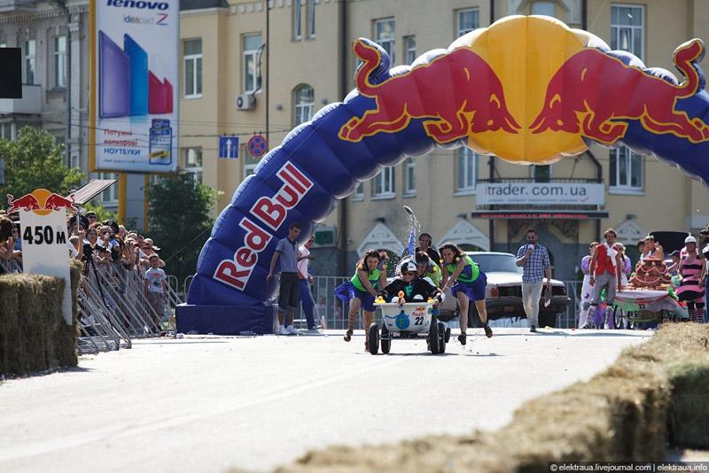 Red Bull Ралли на Тарантасах. Фото О. Стельмах