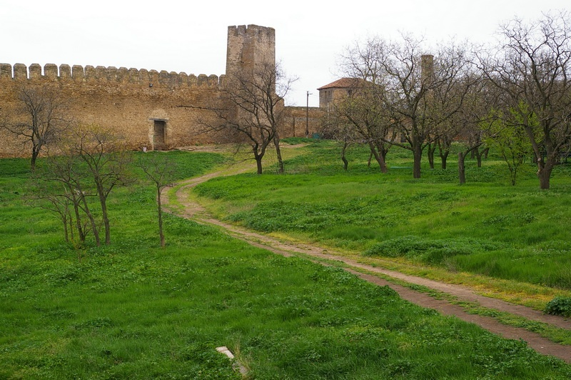 Белгород-днестровский, крепость