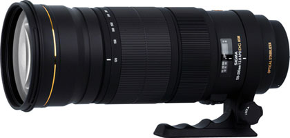 Sigma APO 120 – 300mm f/2.8 EX DG OS HSM