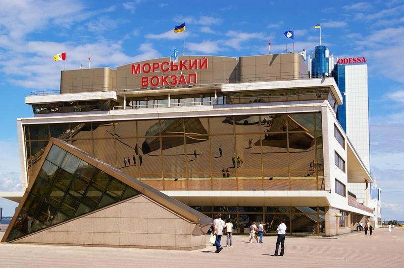 Картинки по запросу одесский морвокзал реконструкция