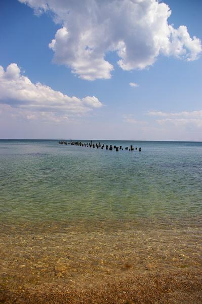 одесса, пляж