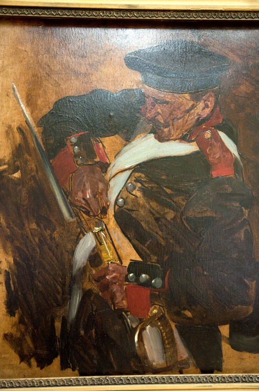 Выставка «Франц Рубо – певец ратного подвига». Севастополь