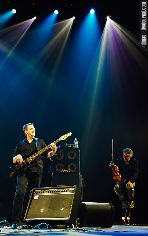 Mike Stern Band в Киеве. Фото Дмитрий Титоренко