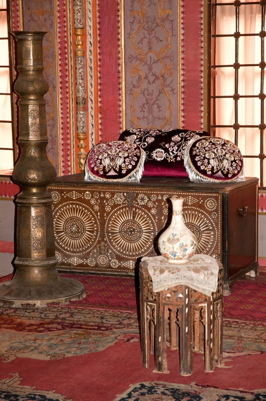 Ханский дворец. Бахчисарай