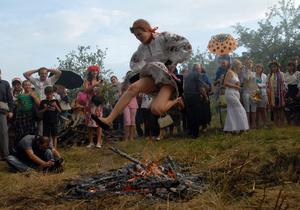 Ивана Купала. Фото Таисии Стеценко, Корреспондент.net