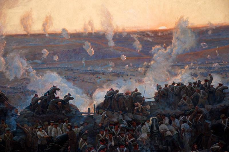 Панорама «Оборона Севастополя»