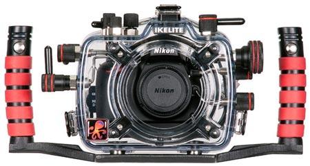 Подводный бокс для камеры Nikon D5100