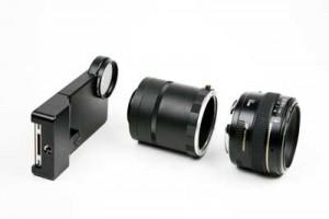 Теперь объективы Nikon можно крепить к iPhone 4