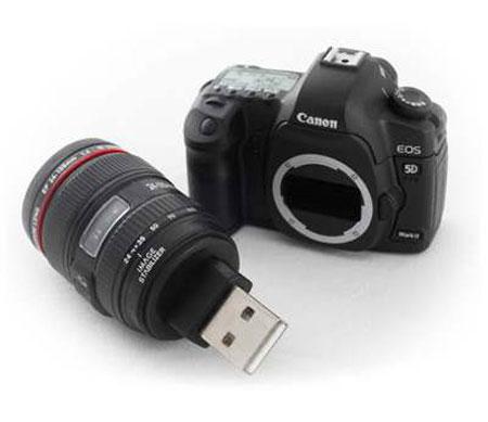 Флешка – фотоаппарат