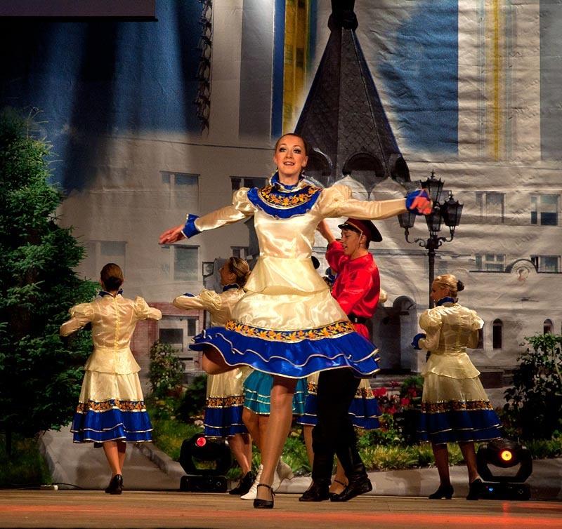 День шахтера 2011. Дворец культуры.