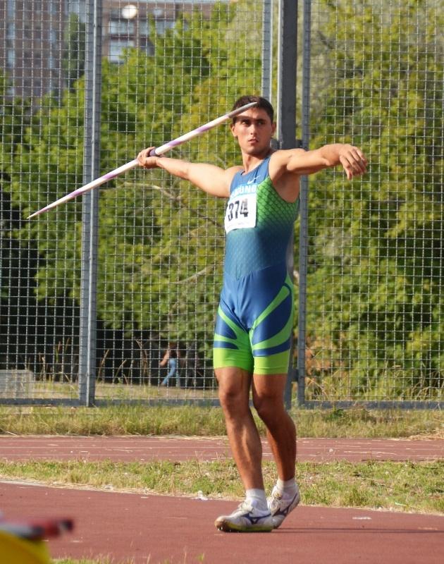 Чемпионат Украины по легкой атлетике. Донецк, 2011 год