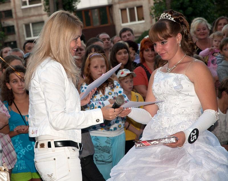 Парад невест в Красноармейске