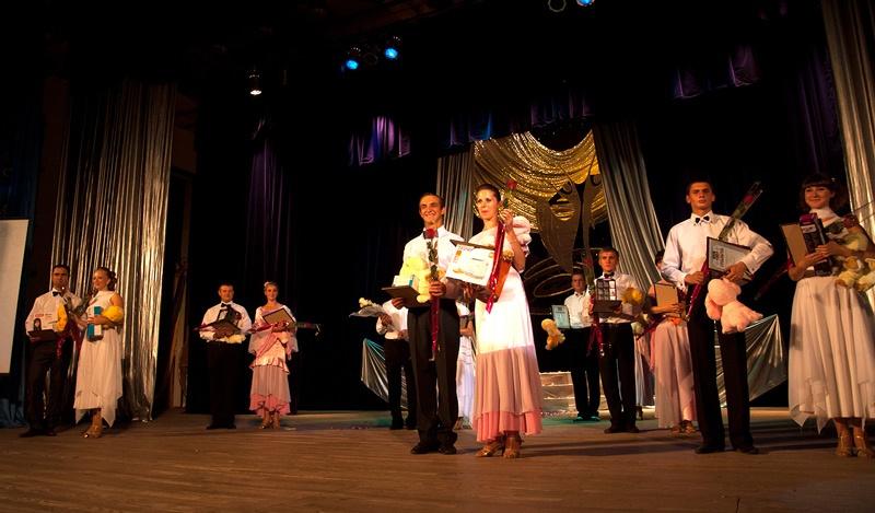 «Донбасский вальс» в Красноармейске