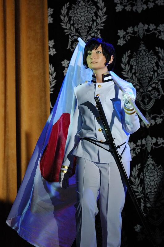 Фестиваль современной японской культуры и анимации «Nihon Taisai», Донецк, 2011