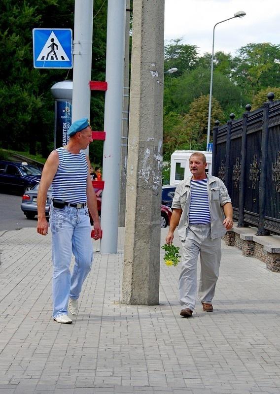 День ВДВ, Донецк, 2 августа 2011 года