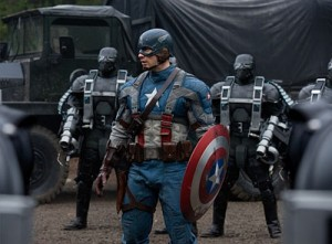 Часть сцен кинофильма » Captain America: The First Avenger» сняты на фотоаппарат Canon EOS 5D Mark II