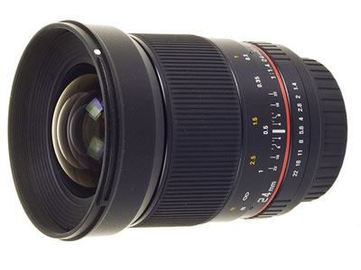 24mm f/1.4 ED AS UMC от Samyang