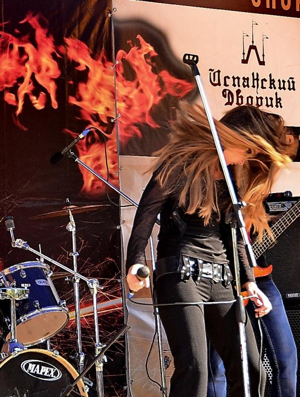 13-й международный фестиваль кузнечного мастерства. Фото