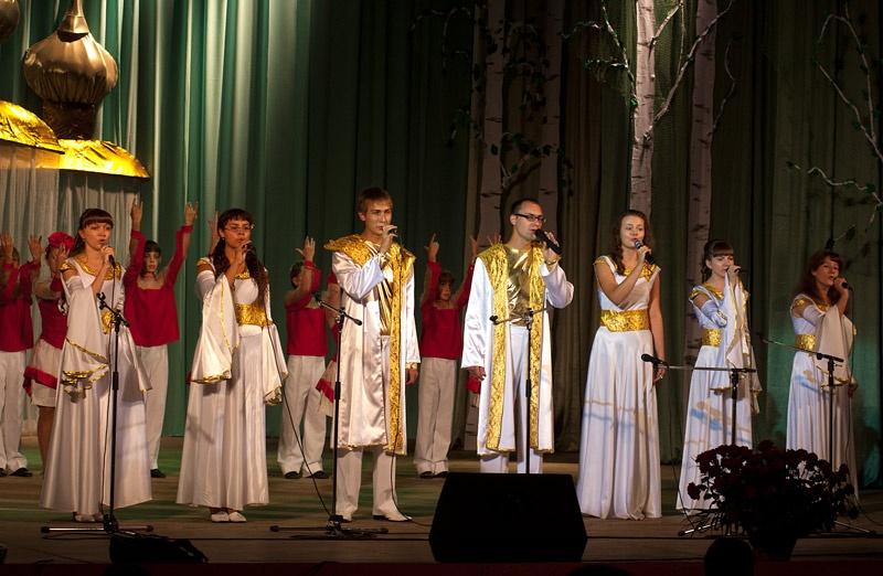 20-летие образования Донецкой епархии. Концерт. Красноармейск