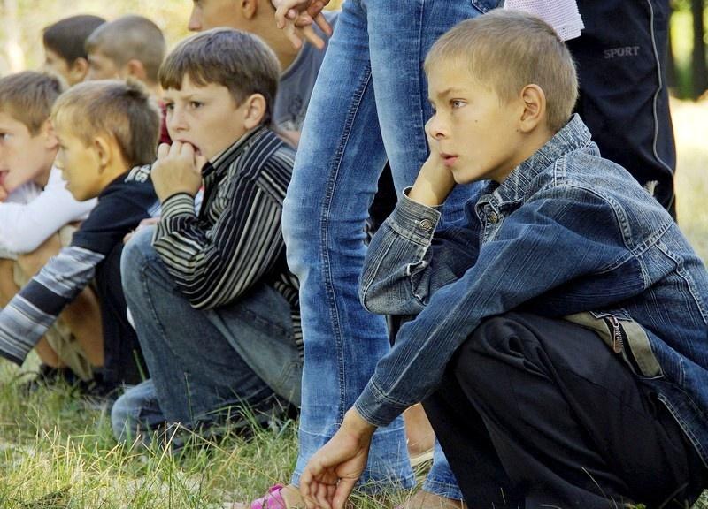 Байкеры – детям! Фото