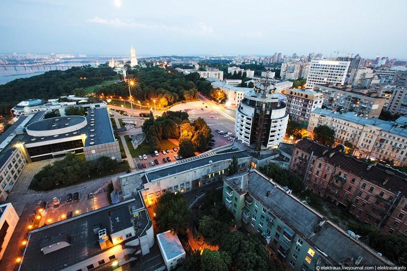 Киев. Фото Олег Стельмах