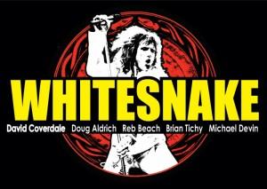 WHITESNAKE – легендарная Белая Змея британского хард-рока отправляется на «охоту» по городам Украины!