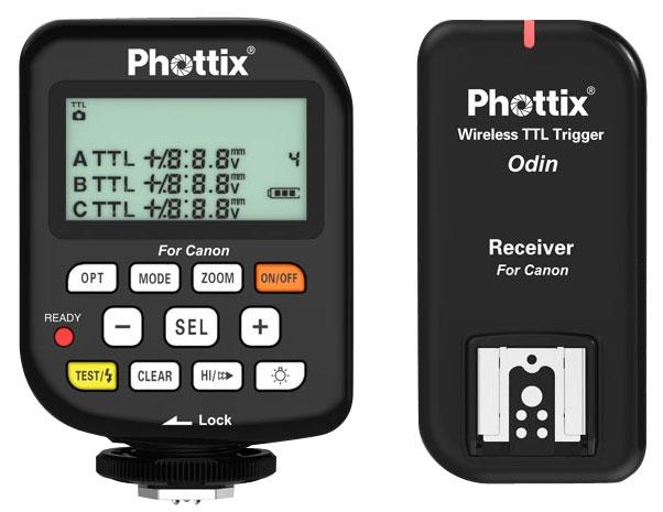 Phottix Odin TTL Trigger для Canon