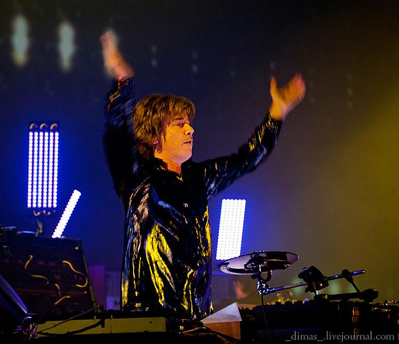 Jean-Michel Jarre в Киеве