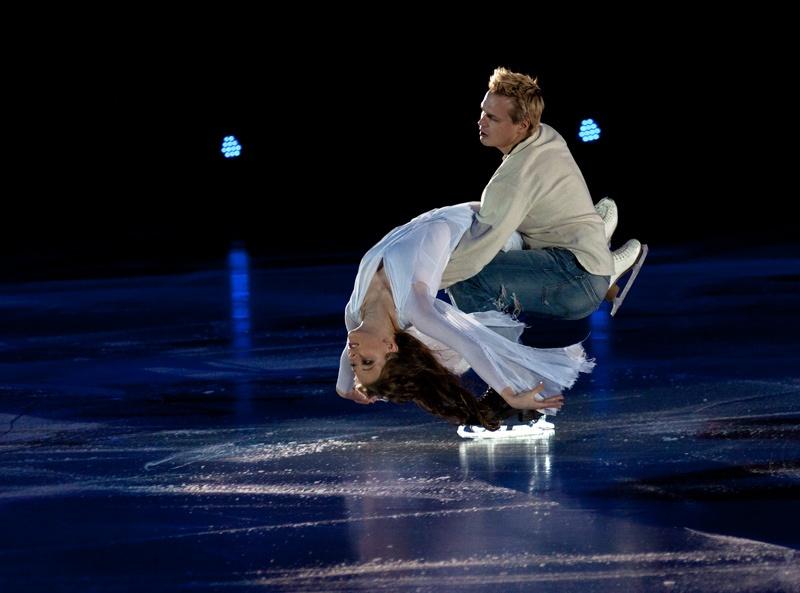 «Лед и пламень». Донецк