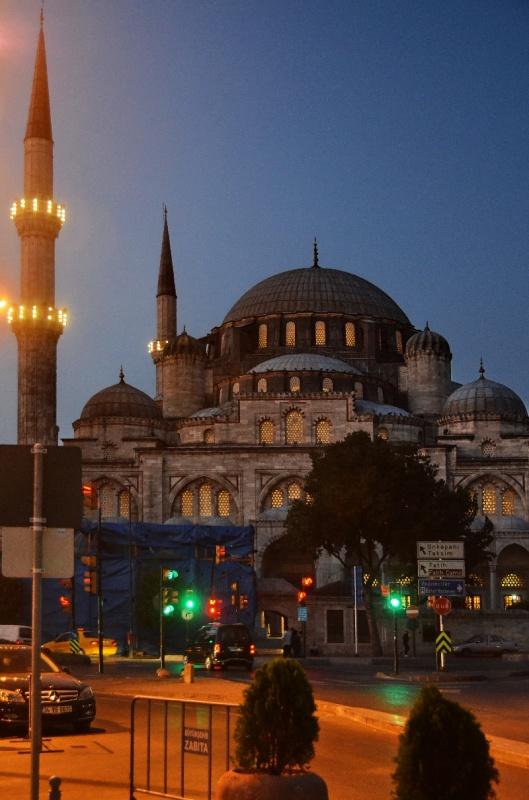Стамбул фото