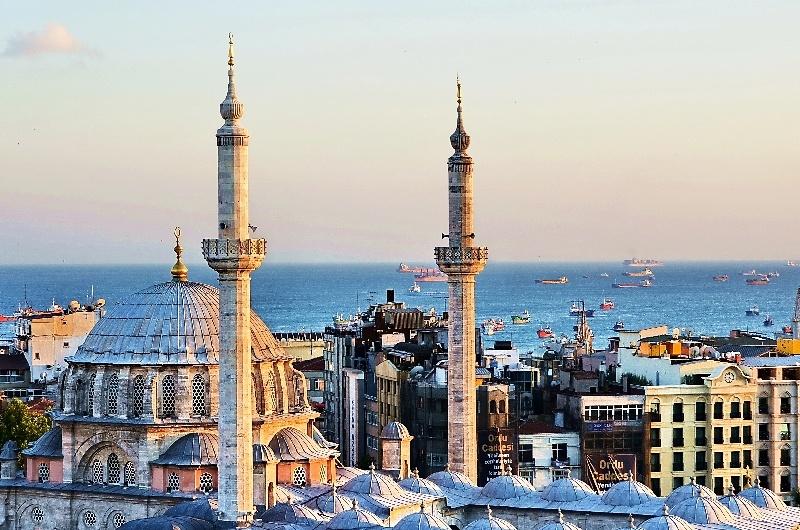 Уикенд в Стамбуле.