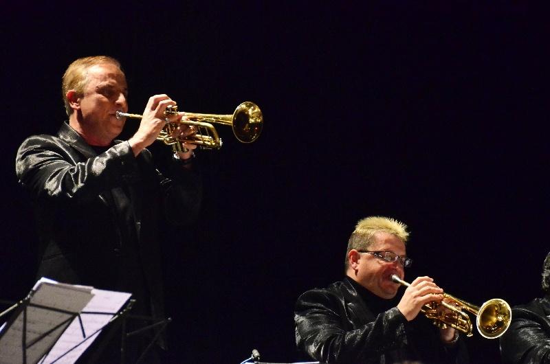Гранд-оркестр Жан-Жака Жустафре в Донецке