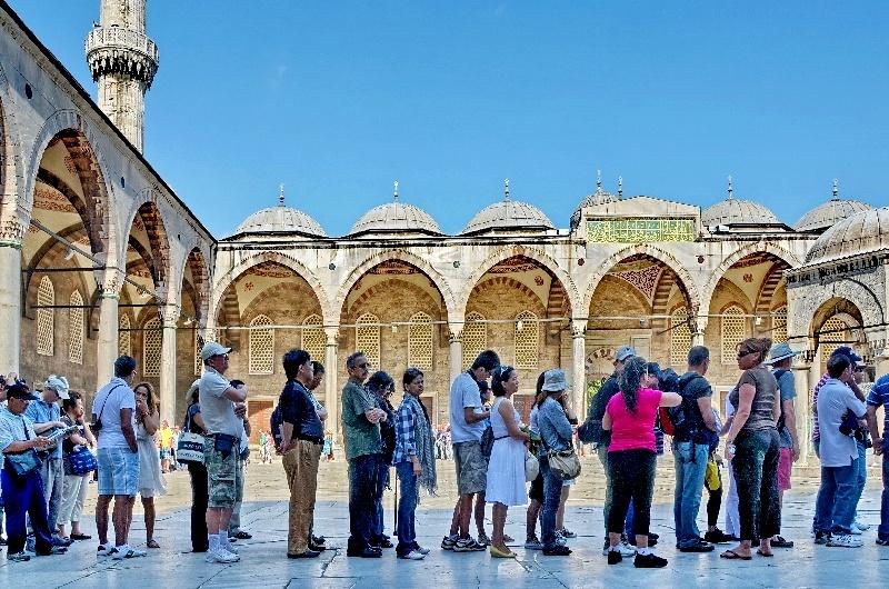 Стамбул мечети фото