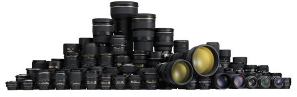 Nikon сообщила о выпуске более 65 млн объективов NIKKOR