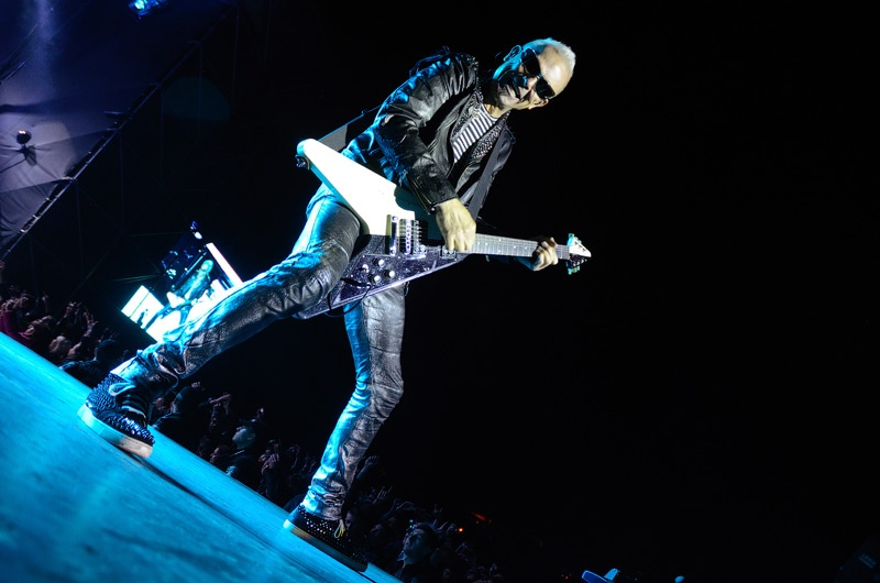 Scorpions в Донецке. Фото Сергей Томас